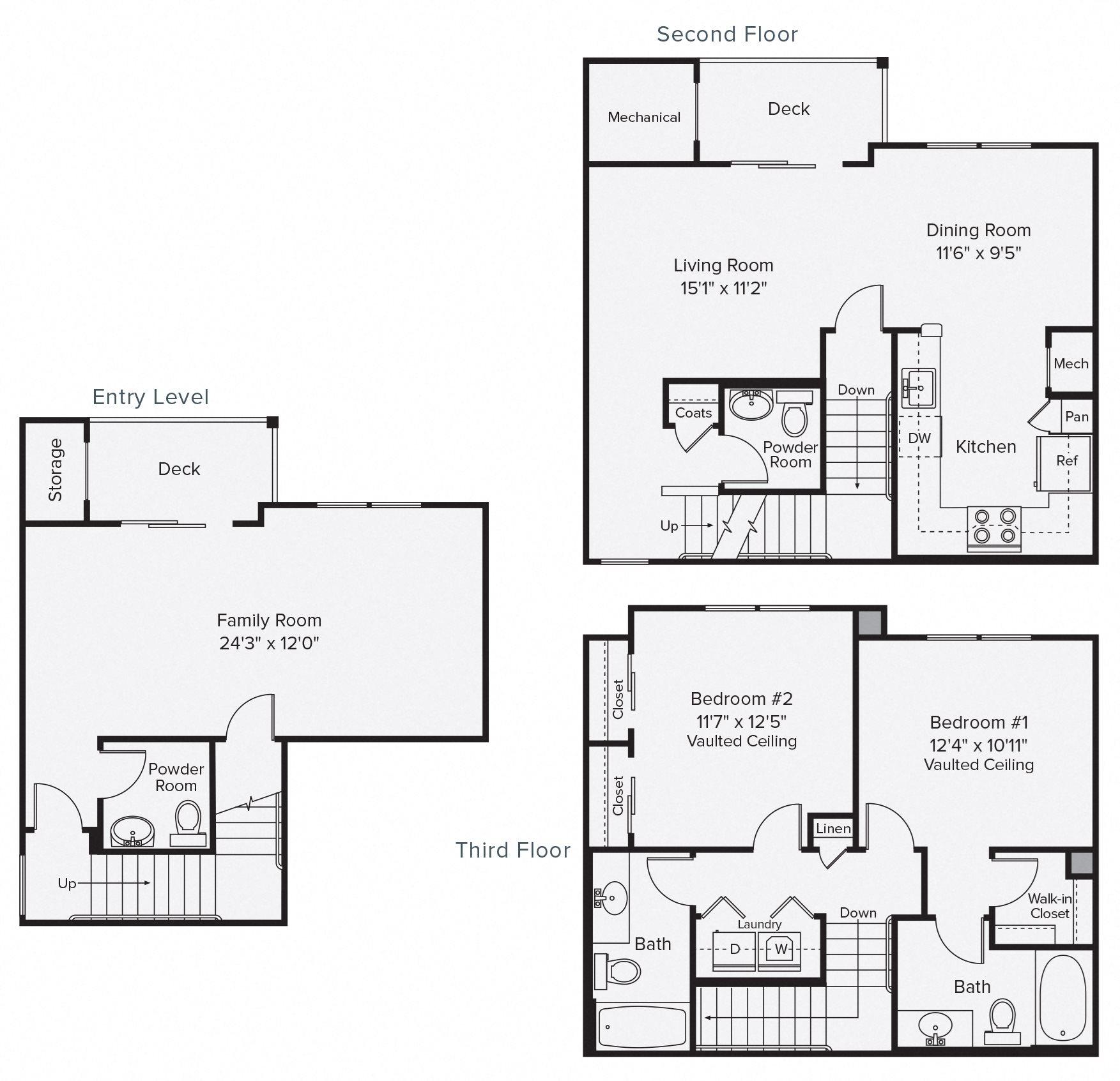 2K Floor Plan 12