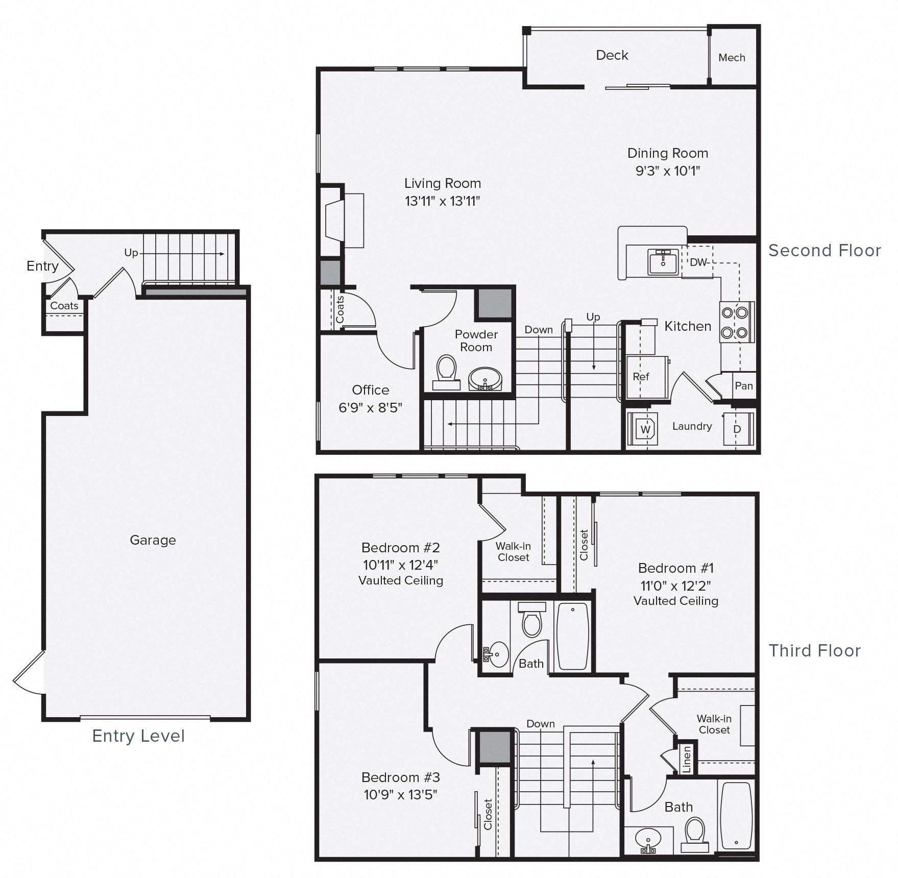 3C Floor Plan 16