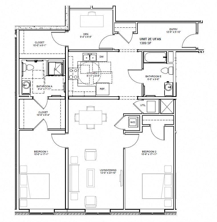 2E Floor Plan 9