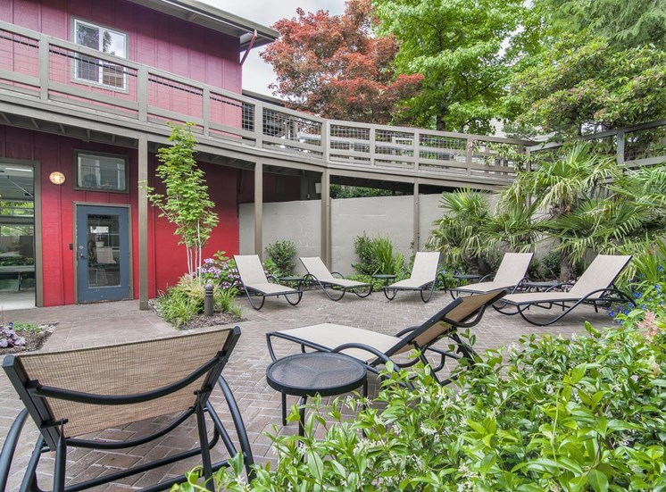 Sundeck at Canyon Park, Beaverton,Oregon