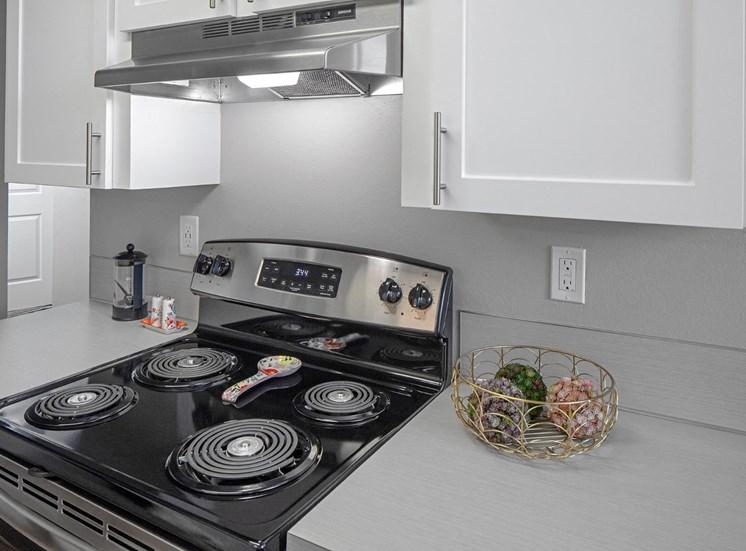Modern Kitchen at Canyon Park Apartments