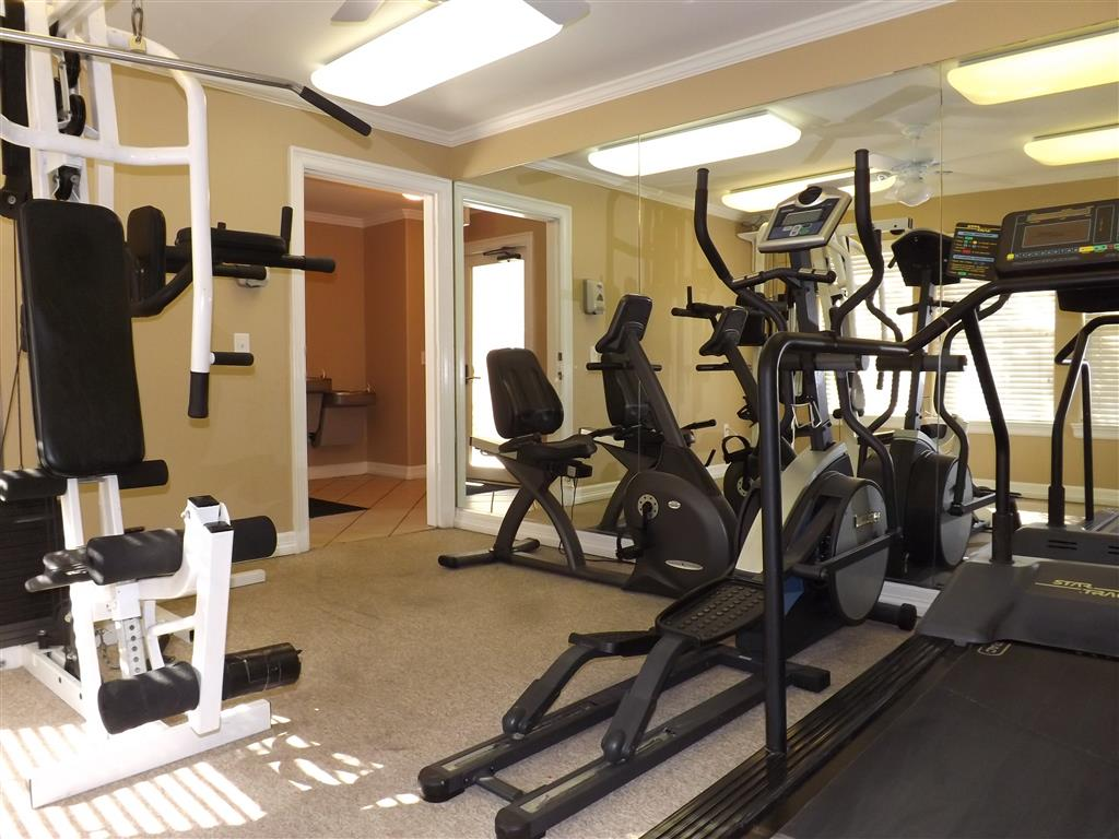 24 hour Fitness Center at Carrington Place, Boerne,Texas