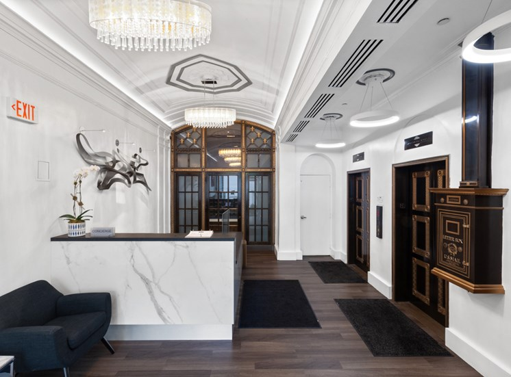 Lobby and Concierge Services