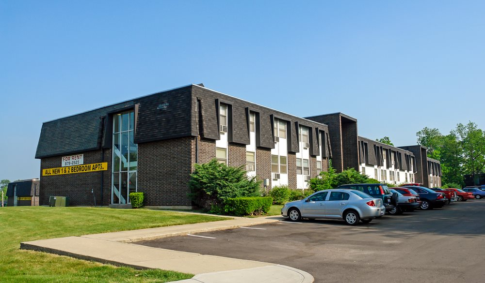 Arlington Village Apartments in Fairborn, OH