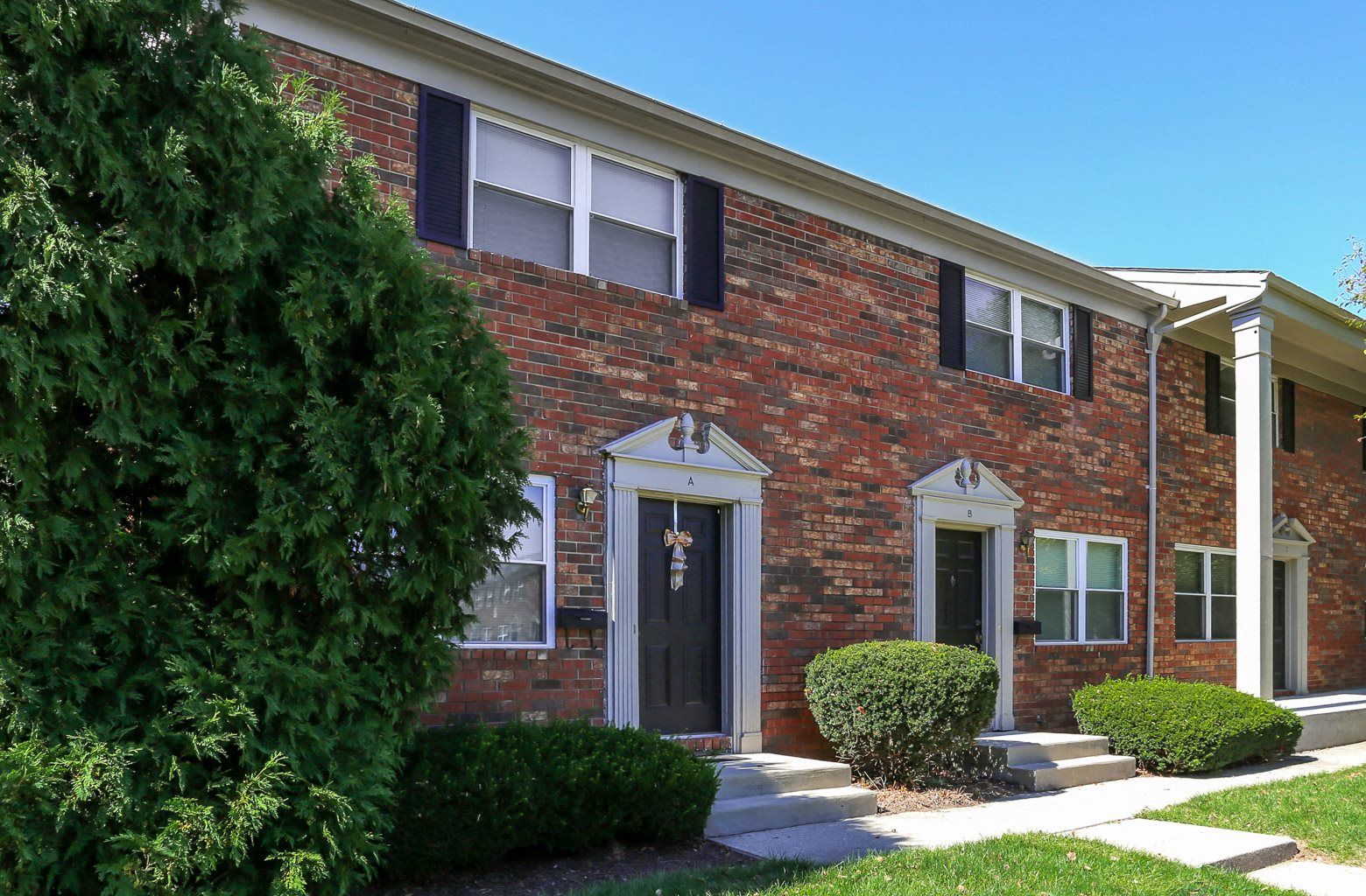 apartments in Fairborn, OH builing