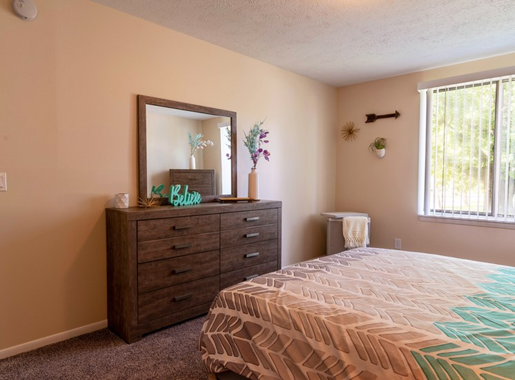 Spacious Bedrooms Large Floor Plans Apartments Muskegon MI