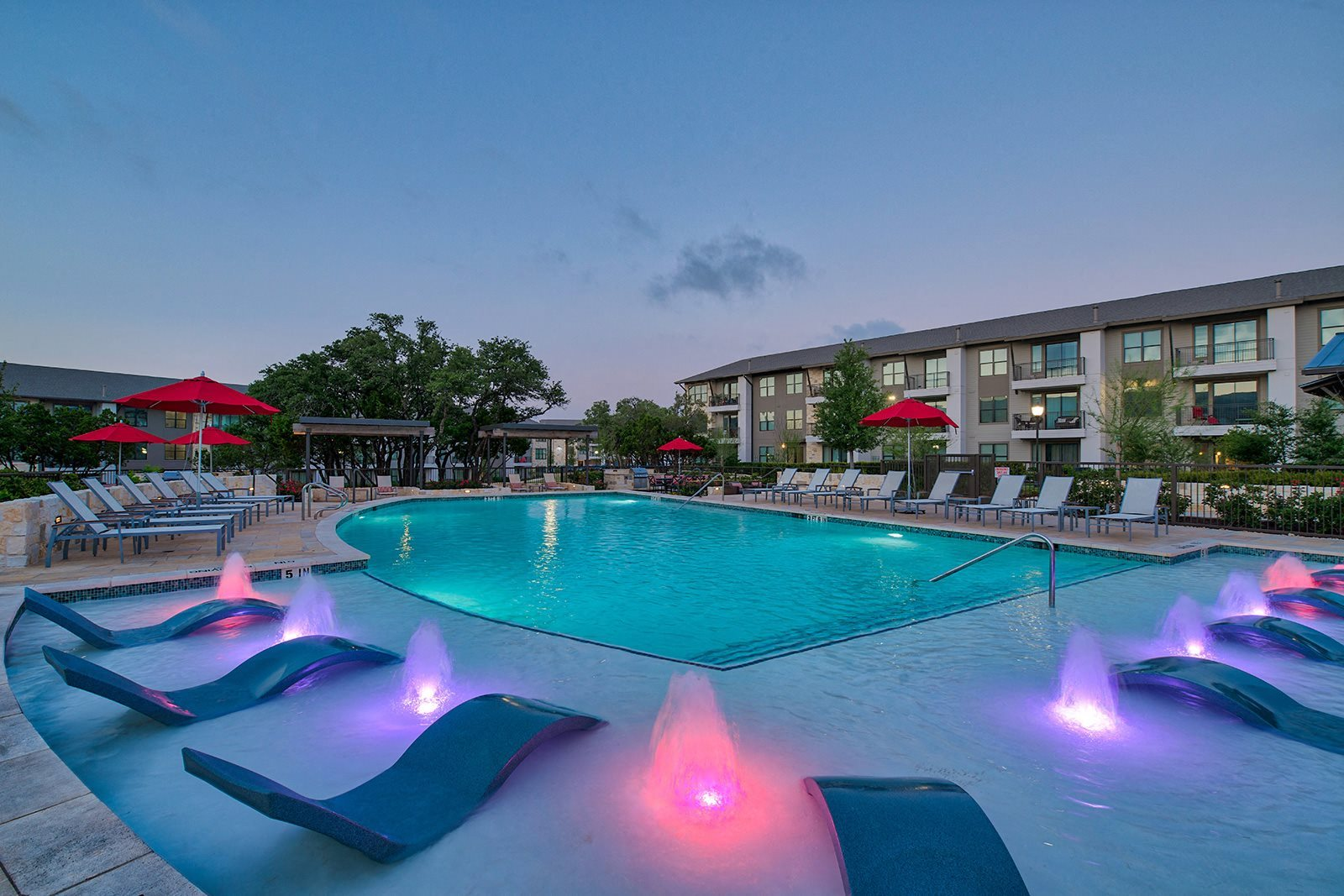Convenient and Comfortable Lifestyle at Windsor Lantana Hills, Austin, Texas