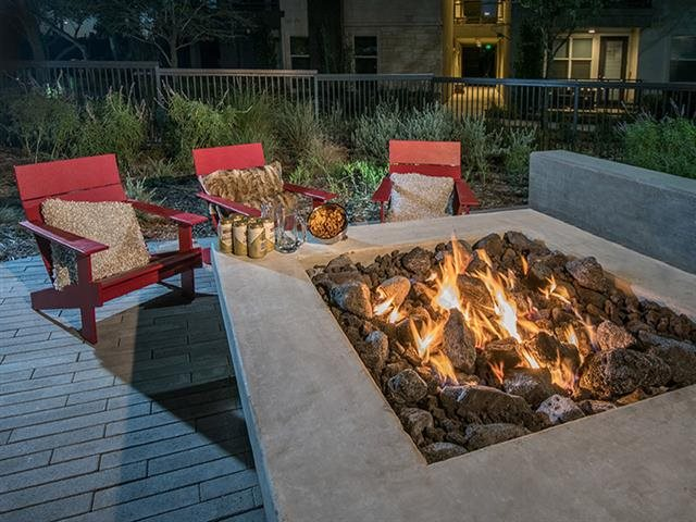 Cozy Fireplace at Windsor Republic Place, Austin, 78727