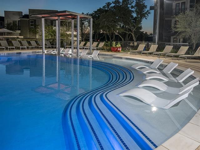 Resort-Style Pool at Windsor Republic Place, Austin, TX 78727