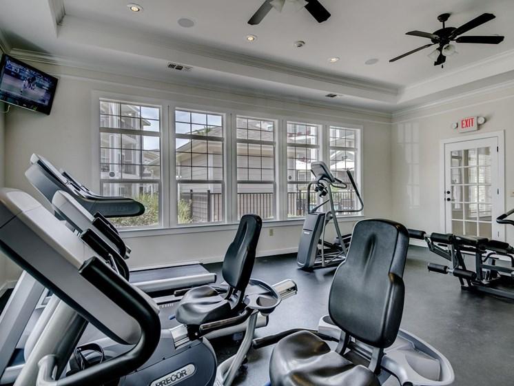High-Tech Fitness Center at The Dorel Laredo, Laredo,Texas