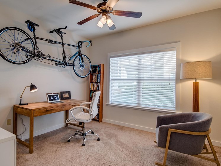 Separate Study Room with Cable, Internet Packages at The Dorel Laredo, Texas, 78043