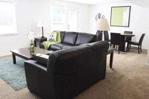 Modern Furnishings at Lynbrook Apartment Homes and Townhomes, Nebraska