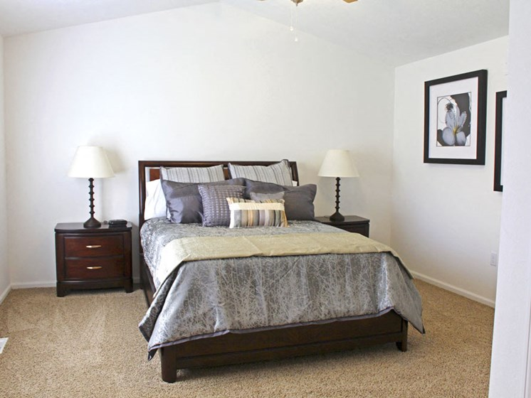 Master Bedroom at Lynbrook Apartment Homes and Townhomes, Elkhorn, 68022