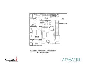 Atwater Apartments Floor Plan