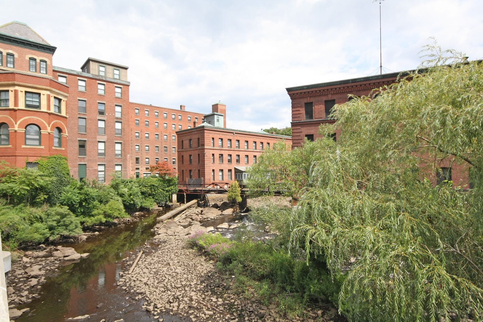 Baker Chocolate Factory Apartments In Dorchester Ma