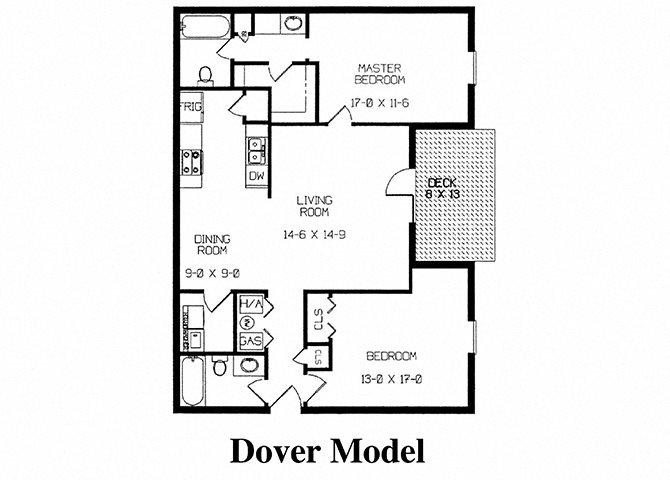 Dover Floor Plan 5