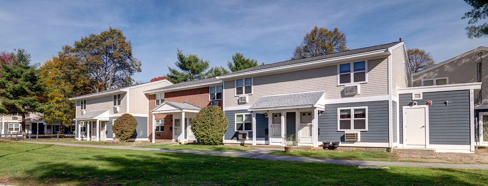 Georgetowne Homes Apartments In Hyde Park Ma