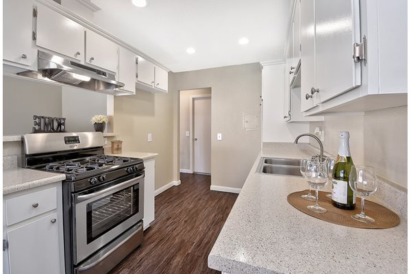 Brookfield Apartment Homes Stainless Steel Appliances