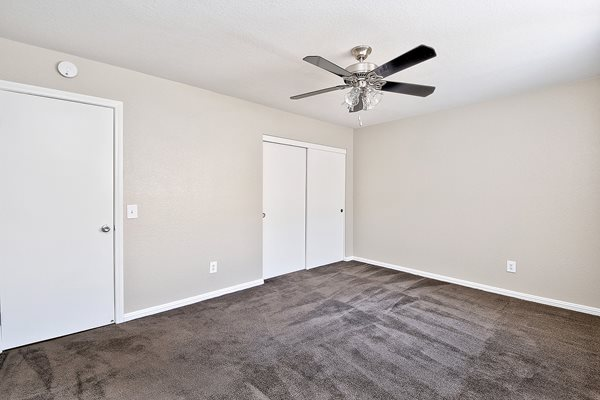 Brookfield Apartment Homes Bedroom Ceiling Fan