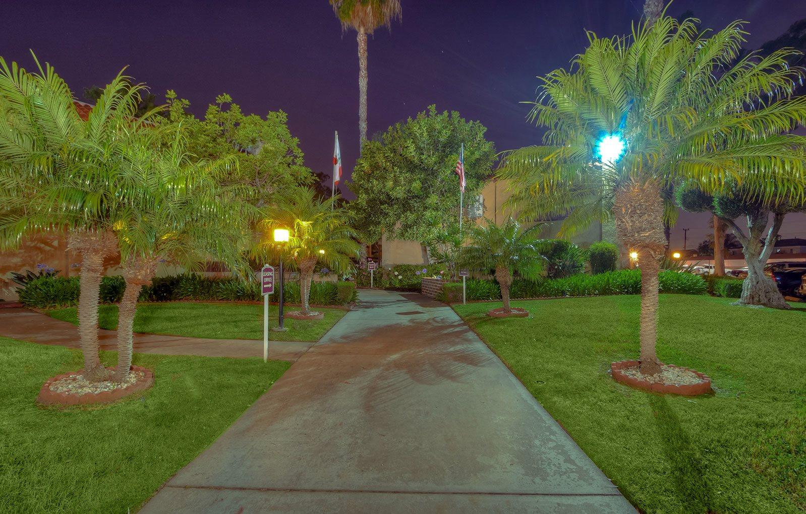 Grande Apartments In Fountain Valley Ca