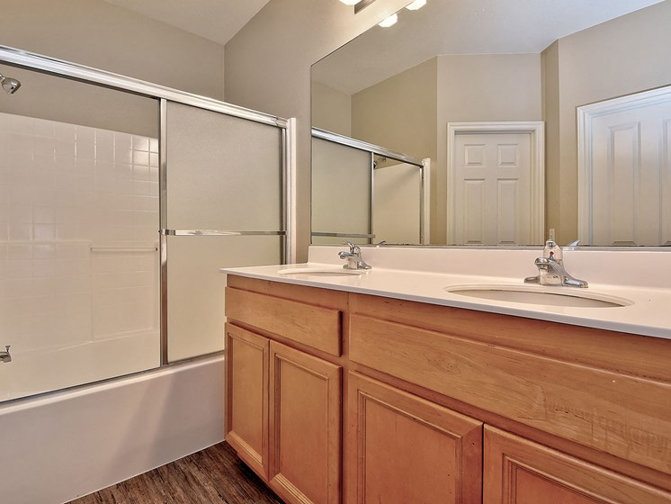 Bathroom with Wash Basin at TERRAZA DEL SOL, Rancho Cucamonga, 91730