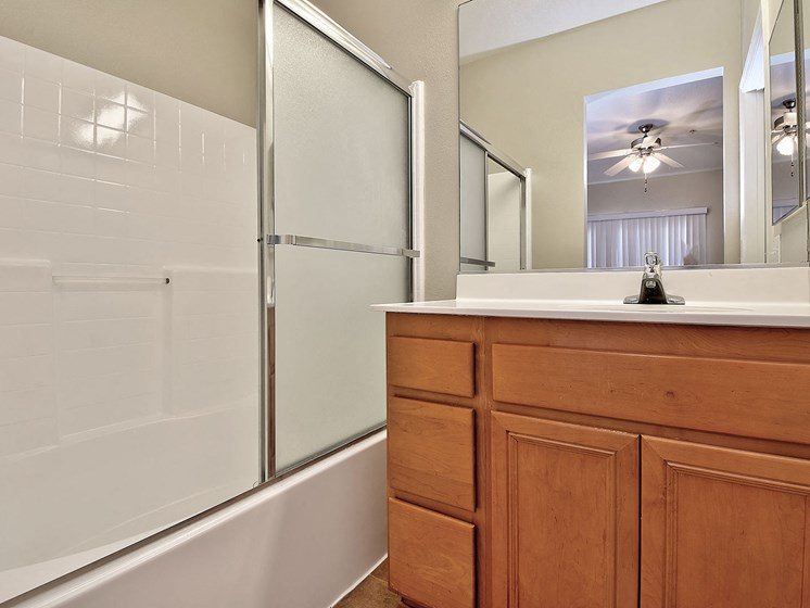 Bathroom With Storage at TERRAZA DEL SOL, California, 91730