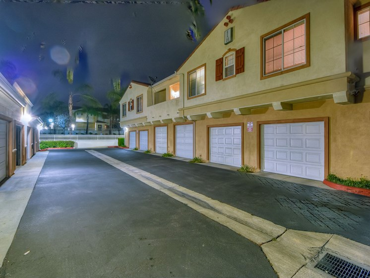Terraza Del Sol Single and Double Garages