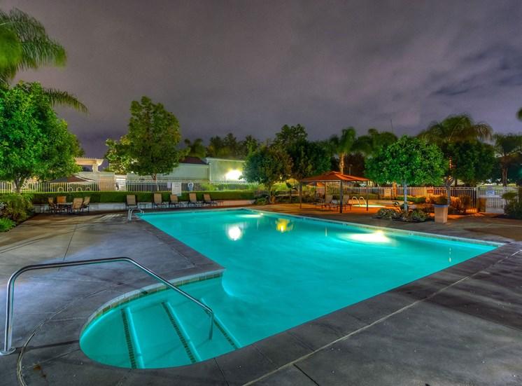 Terraza Del Sol Pool Area