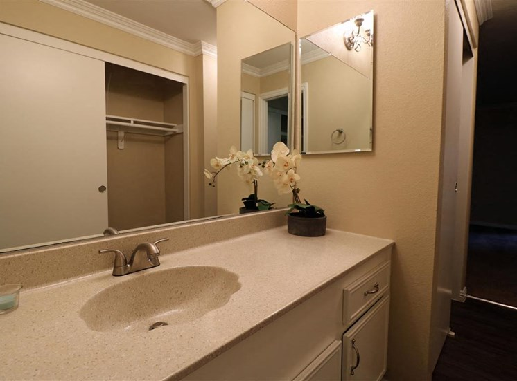 The Streams Apartment Homes Bathroom Vanity