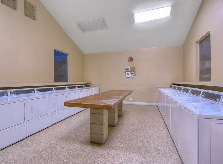 Woodside Village Apartments Laundry Facilities