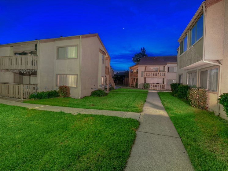Green Space at WOODSIDE VILLAGE, California