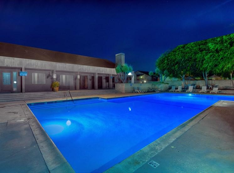 Woodside Village Apartments Pool