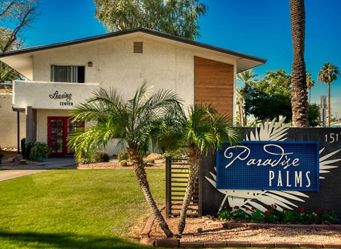 Apartments for Rent at Paradise Palms