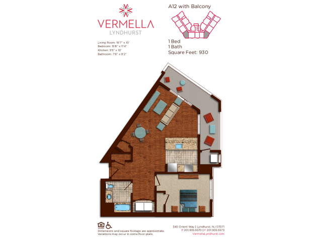 vl-a12 Floor Plan 19