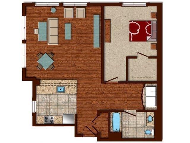 vl-a20 Floor Plan 3