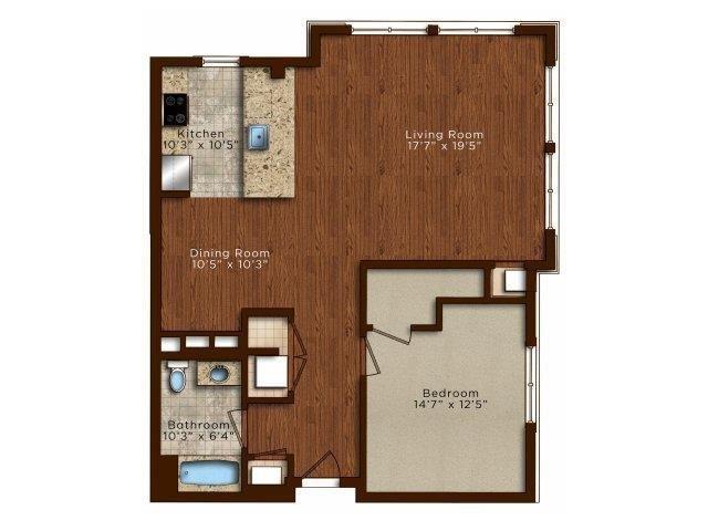 vl-a22 Floor Plan 4