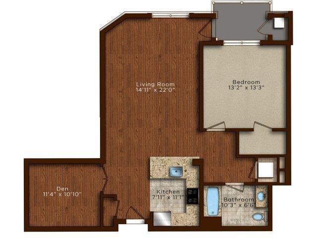vl-a23 Floor Plan 5