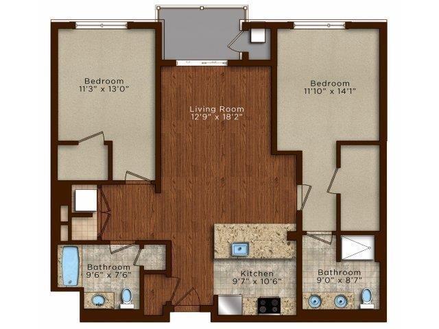 vl-b04 Floor Plan 28