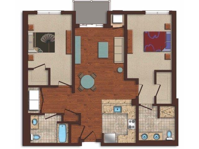 vl-b05 Floor Plan 29