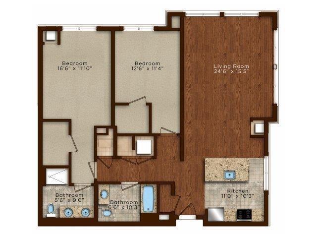 vl-b10 Floor Plan 33
