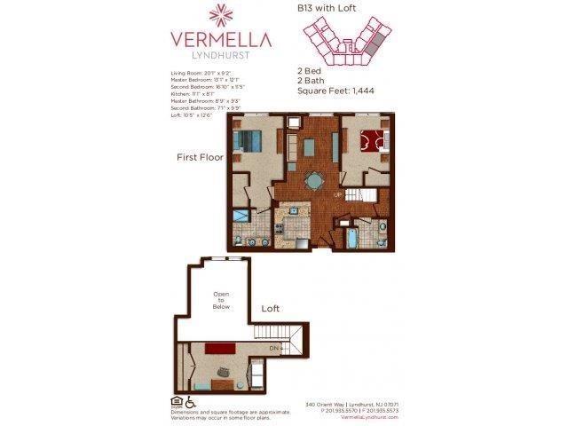 vl-b13 Floor Plan 36
