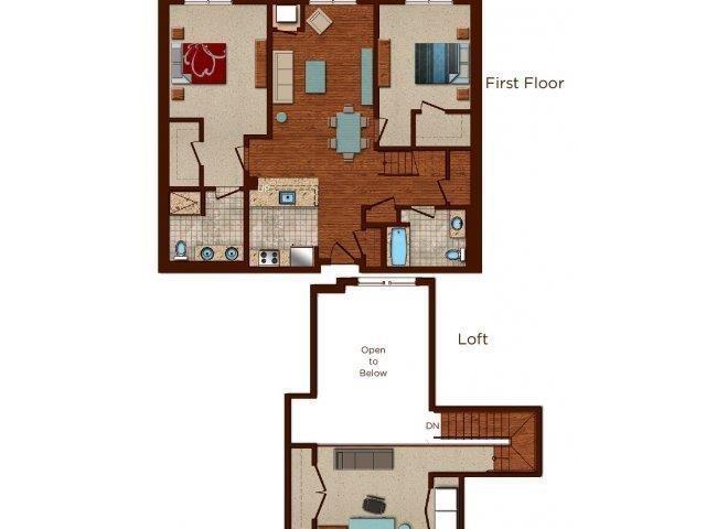 vl-b15 Floor Plan 38