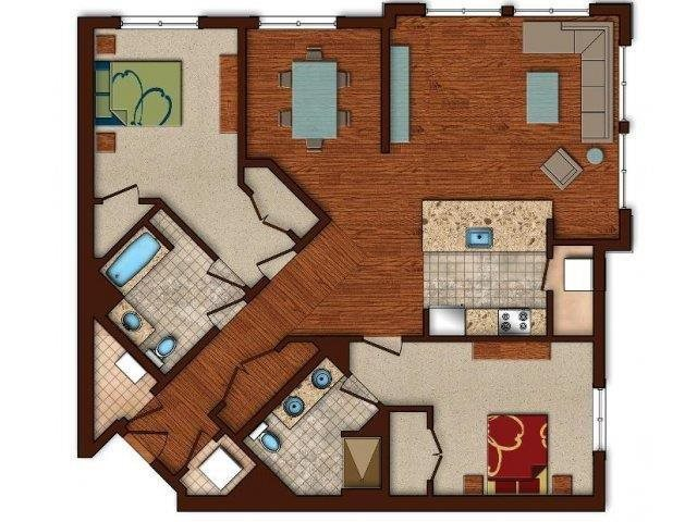 vl-b16 Floor Plan 39