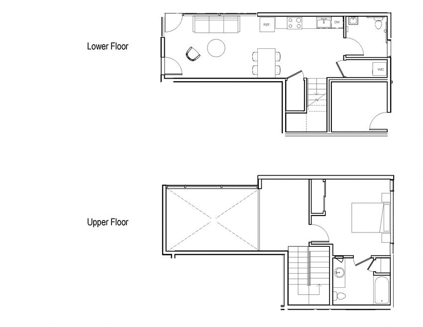Work/Live 1 Bed