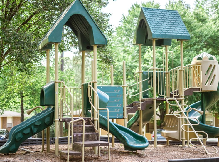 The Timbers Apartments in Raleigh NC Playground