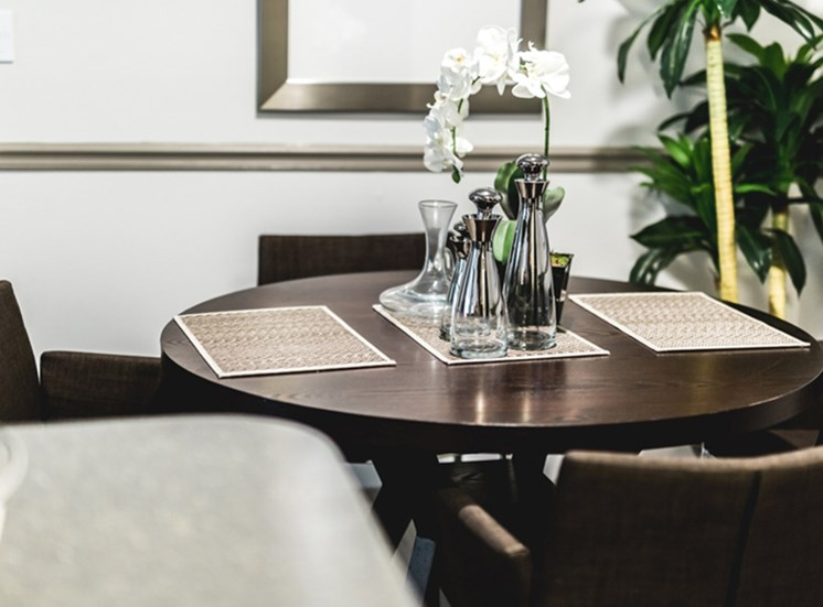 The Timbers Apartments in Raleigh NC Dining