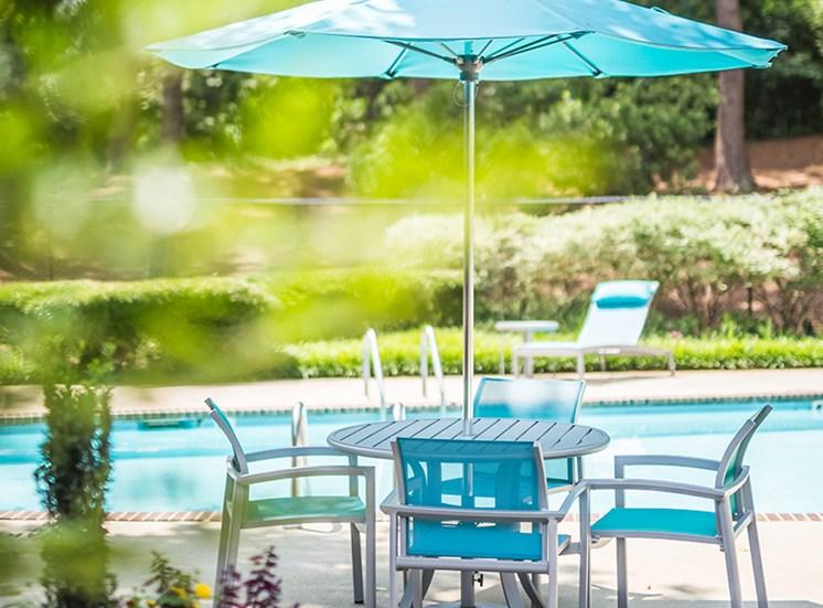 Swimming Pool at Remington Place Apartments