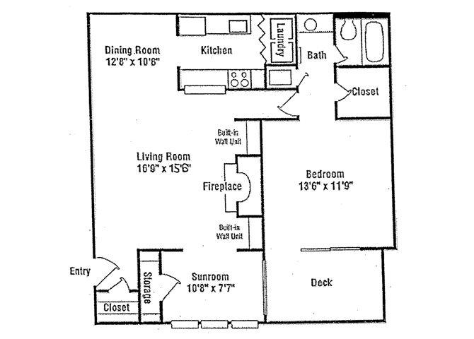 Fairfield II Floor Plan 2