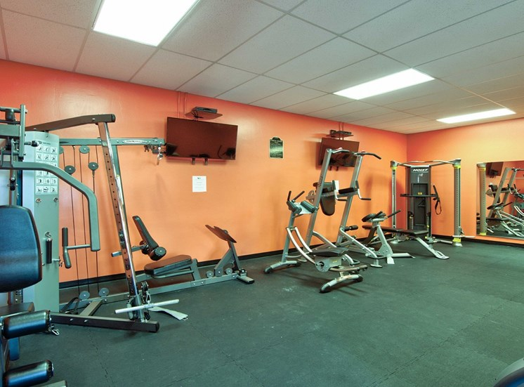 Oak Tree Fitness Center