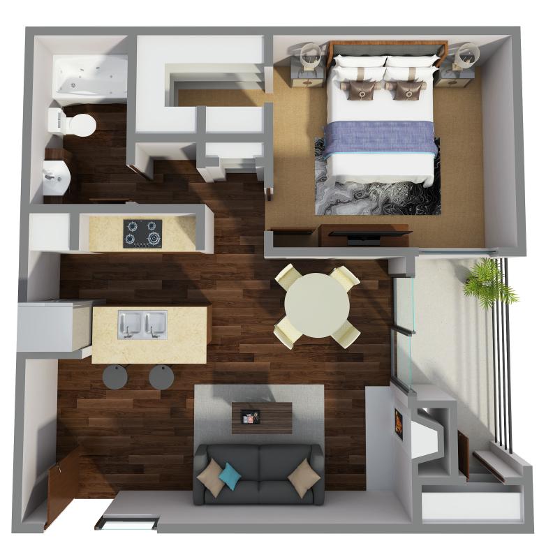 Cross Creek Apartments Dallas